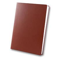 Ежедн. недат. А5 ЗВ-435 Frankfurt коричневый (интегральная обложка), фото 1