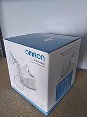 Небулайзер інгалятор компресорний Omron C101 ESSENTIAL (NE-C101-E), фото 2