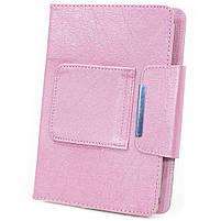 """ϞЧехол Lesko 7"""" + kayboard WL Pink для планшета электронных книг с клавиатурой беспроводная Bluetooth, фото 7"""