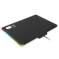 ☞Коврик с подсветкой ZELOTES P-17 для мыши светодиодный игровой для Пк и ноутбука, фото 6