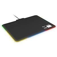 ☞Коврик с подсветкой ZELOTES P-17 для мыши светодиодный игровой для Пк и ноутбука, фото 7