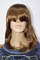 Парик из искусственных волос средней длинны светло русый