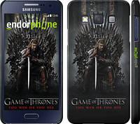 """Чехол на Samsung Galaxy A3 A300H Игра престолов 1 """"429c-72"""""""