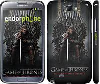 "Чехол на Samsung Galaxy Note 2 N7100 Игра престолов 1 ""429c-17"""