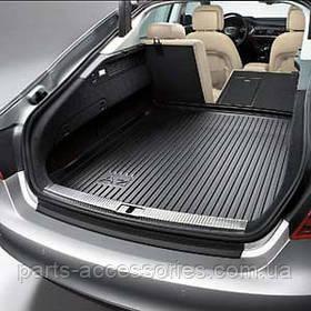 Audi A7 S7 4G8 коврик напольный в багажник новый оригинал