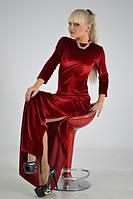 Платье вечернее Бархат 3035 ш  $
