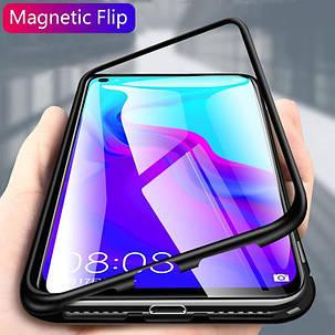 Магнитный чехол (Magnetic case) для Huawei Nova 4, фото 2
