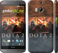 """Чехол на HTC One M8 dual sim Dota 2 """"625c-55"""""""