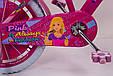"Детский Велосипед ""BARBIE 20"" БАРБИ (Beauty-Бьюти), фото 3"