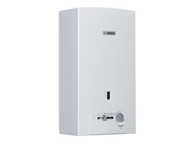 Газовый проточный водонагреватель (колонка) BOSCH Therm 4000 O (O до 10л./хв)