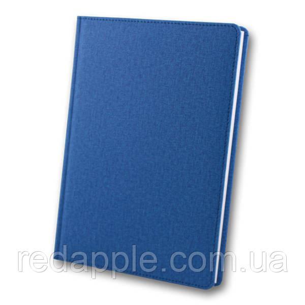 Ежедневник недат. А5 ЗВ-43 Cambric синий