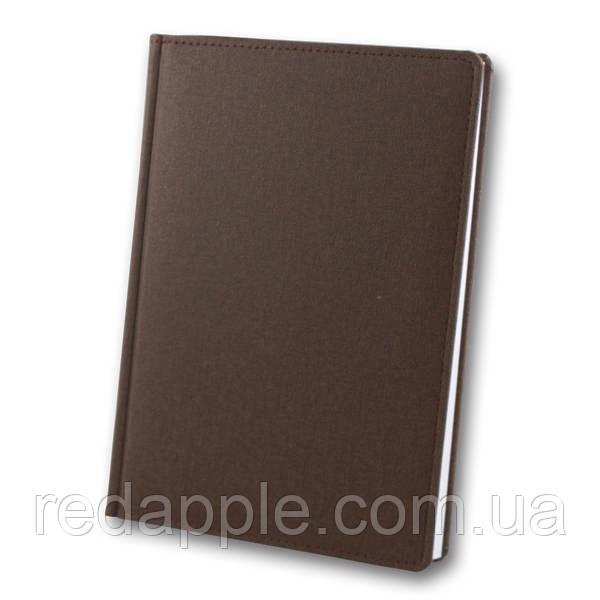 Ежедневник недат. А5 ЗВ-43 Cambric коричневый