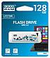 Флеш-накопитель USB 128GB GOODRAM UCL2 (Cl!ck) White (UCL2-1280W0R11), фото 5
