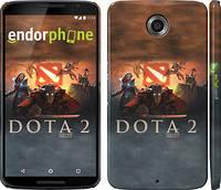"""Чехол на Motorola Nexus 6 Dota 2 """"625c-67"""""""