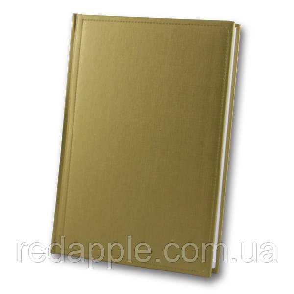 Ежедневник недат. А5 ЗВ-43 Gospel золотой
