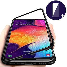 Магнитный чехол (Magnetic case) для Samsung Galaxy A30