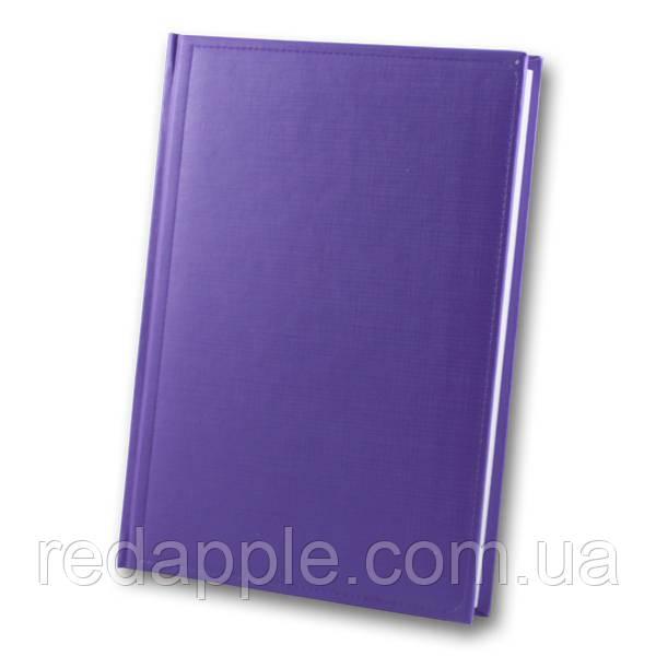 Ежедневник недат. А5 ЗВ-43 Gospel фиолетовый