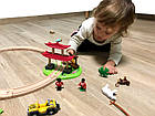 Деревянная железная дорога PlayTive Junior Around World 57 элементов Германия, фото 10