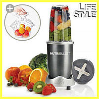 Блендер NutriBullet 600W + Решетка Magic Kitchen в Подарок