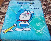 Плед детский 110*140 Кот Doraemon