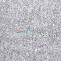 Фетр американский ДЫМЧАТЫЙ МРАМОР, 23x31 см, 1.3 мм, полушерстяной мягкий, фото 1