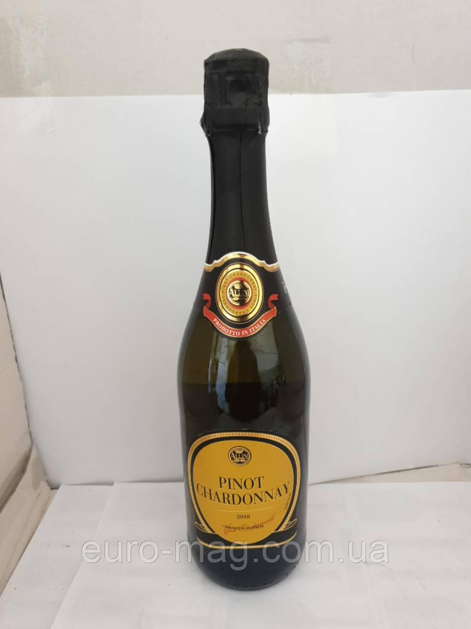 Pinot Chardonnay Brut Игристое вино Пино Шардоне Брют