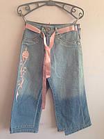 Детские джинсы розовый Турция , фото 1