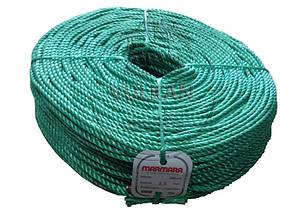 Полипропиленовый плетеный шнур Marmara 200 м (2.5, 3, 3.5, 4, 5, 6 мм), фото 3