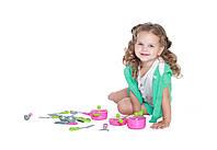 Детский игрушечный Кухонный набор Keenway, 16 предметов (K21684) 2001370
