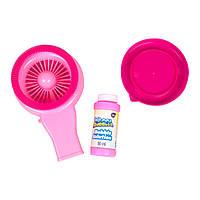 Мыльные пузыри Wanna Bubbles Баббл-вентилятор, 80 мл, розовый (BB143-1) 2031020