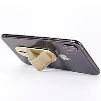 ☛Держатель для телефона Momostick iSeries (A-i-03) Cold модный сдвижной аксессуар для смартфона на палец, фото 4