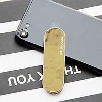 ☛Держатель для телефона Momostick iSeries (A-i-03) Cold модный сдвижной аксессуар для смартфона на палец, фото 5