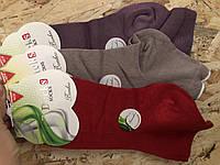 Носки цветные женские бамбук DUcks