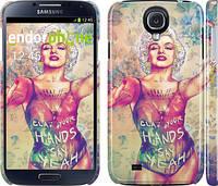 """Чехол на Samsung Galaxy S4 i9500 Swag. Marilyn """"1205c-13"""""""