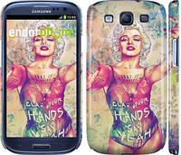 """Чехол на Samsung Galaxy S3 i9300 Swag. Marilyn """"1205c-11"""""""