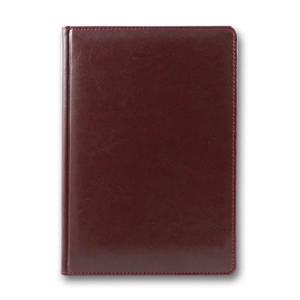 Ежедневник датированный 2020 BRISK OFFICE SARIF Стандарт А5 (14,2х20,3) бордовый