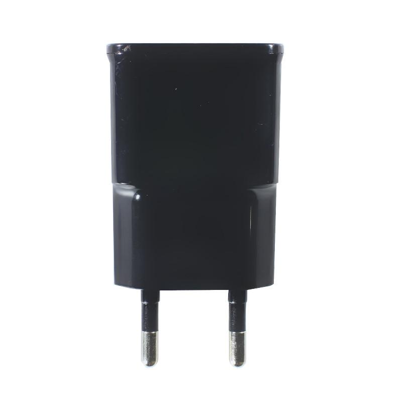 Зарядное устройство Lesko ETA-U90CBC Черное от сети 220В для смартфона и планшета