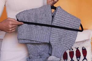 Как правильно хранить свитер