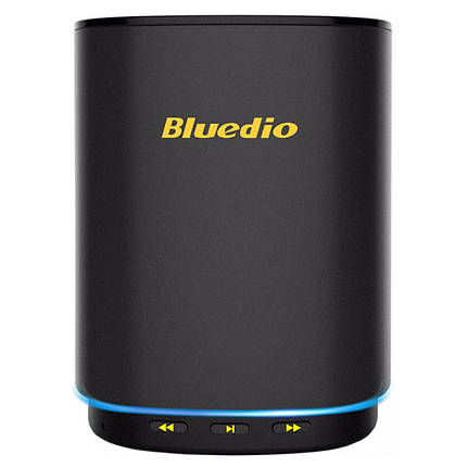 Колонка Bluedio TS5 Black мощность 5 Вт Bluetooth 4.0 музыкальная беспроводная, фото 2
