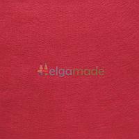 Фетр американский ТЕМНО-КРАСНЫЙ, 15x23 см, 1.3 мм, полушерстяной мягкий, фото 1