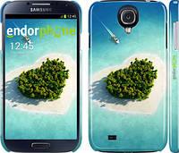 "Чехол на Samsung Galaxy S4 i9500 Остров-сердце ""707c-13"""