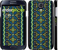 "Чехол на Samsung Galaxy S4 i9500 Вышиванка 39 ""1173c-13"""