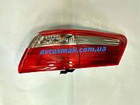 Фонарь задний для Toyota Camry V40 '06-11 правый (DEPO) внешний, фото 1