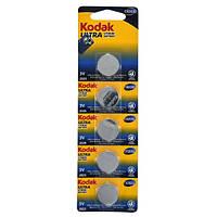 ☄Батарейка Kodak Ultra CR 2032 BL 5 шт для питания литиевая