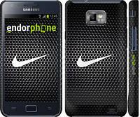 "Чехол на Samsung Galaxy S2 Plus i9105 Nike 10 ""1028c-71"""