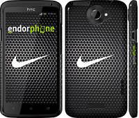 "Чехол на HTC One X Nike 10 ""1028c-42"""