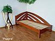 """Кровать с защитным бортиком """"Радуга Премиум"""" (90х200), фото 4"""