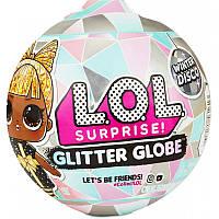 Кукла L.O.L. Glitter Globe Winter Disco Оригинал, фото 1