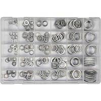 Шайбы(Алюминиевые)Кольца Уплотнительные Набор(Комплект)300шт YATO YT-06865