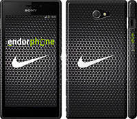 "Чехол на Sony Xperia M2 D2305 Nike 10 ""1028c-60"""